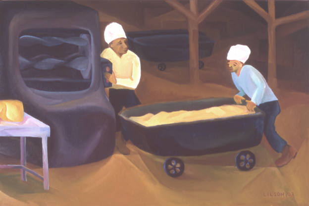 Bakery Factory Workers