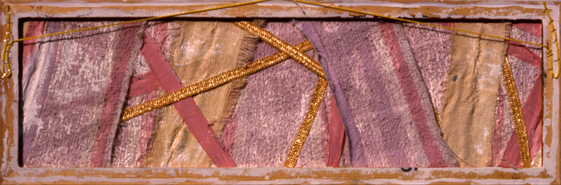 Woven Painting (back)